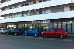 Büro des Mietservices